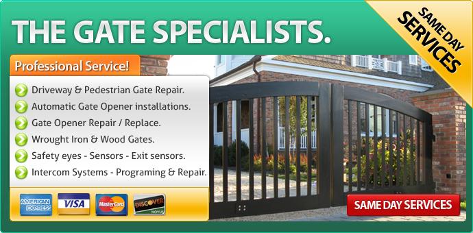 Gate Repair Berthoud CO